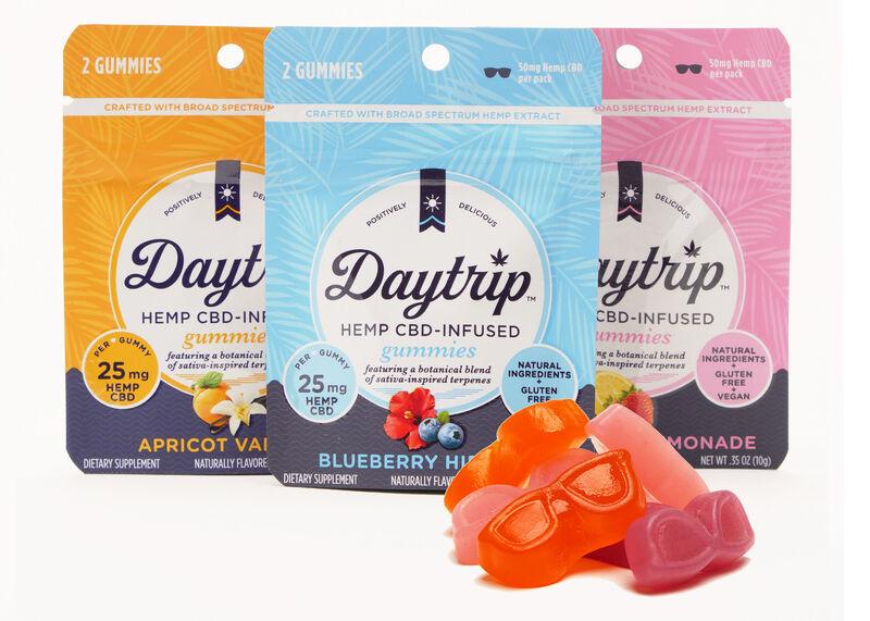 Fast-Acting CBD Gummies