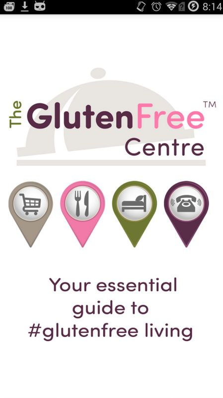 Gluten-Free Lifestyle Apps
