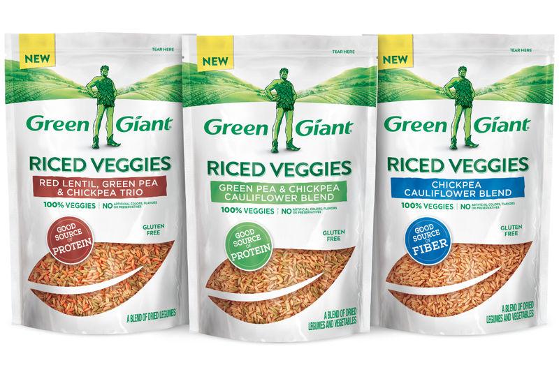 Blended Rice Alternatives
