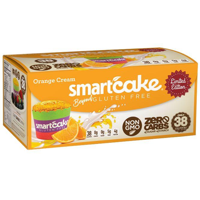 Orange Cream Snack Cakes