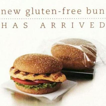 Gluten-Free Sandwich Buns
