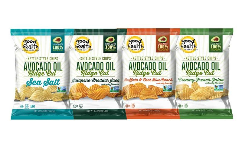 Avocado Oil Potato Chips
