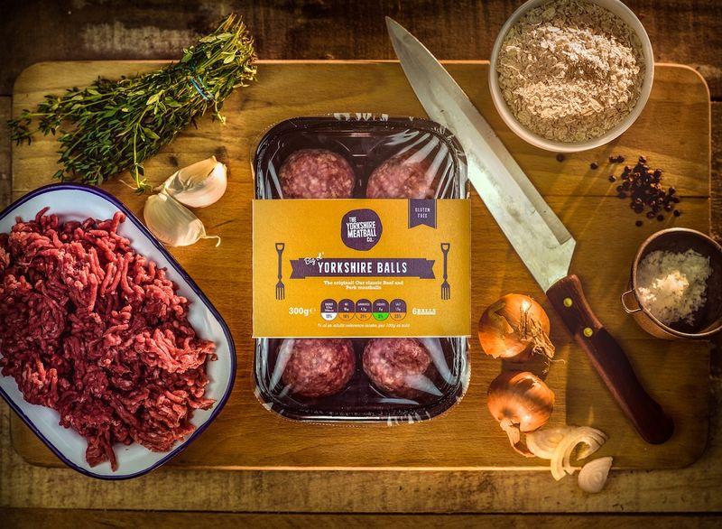 Gourmet Gluten-Free Meatballs