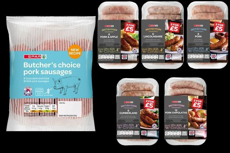 Branded Retailer Sausages