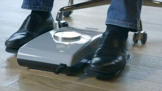 Desk-Bound Workout Machines
