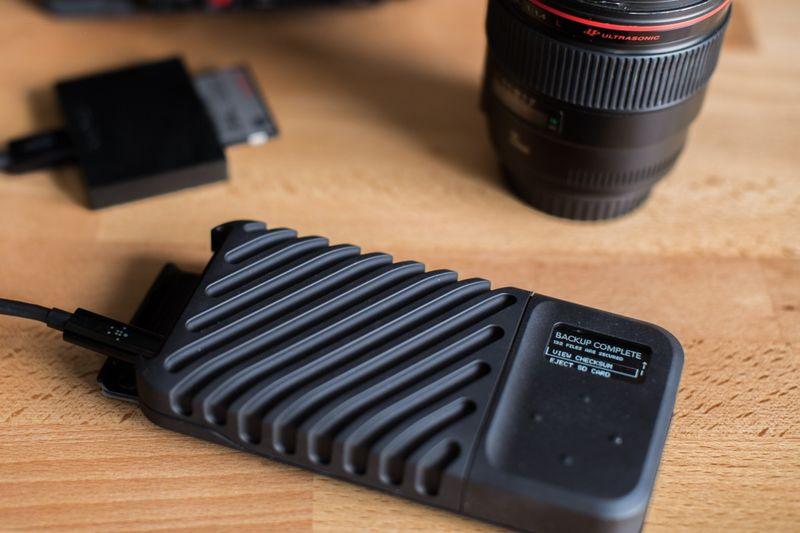 Powerful Filmmaker Storage Devices