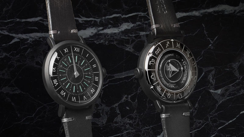 Sundial-Inspired Timepieces
