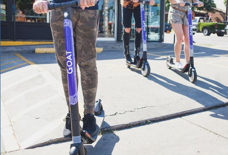 Affordable Scooter Rental Apps