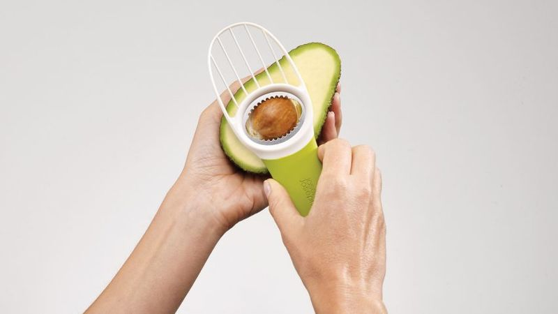 Avocado-Peeling Tools