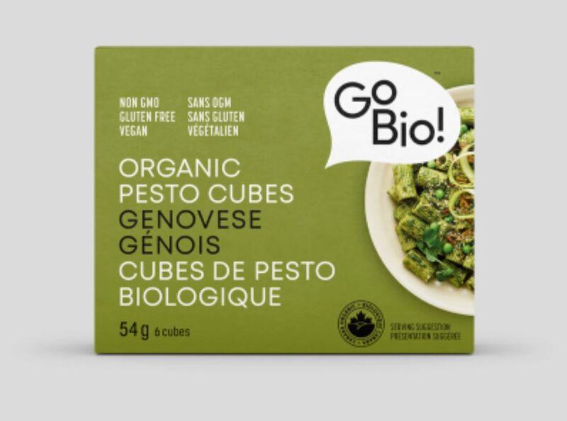 Organic Pesto Cubes