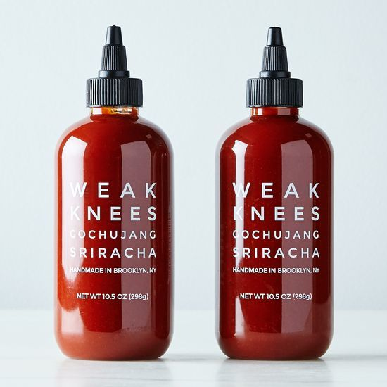 Gourmet Sriracha Blends