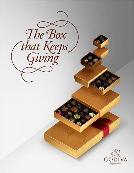 Shareable Chocolate Boxes