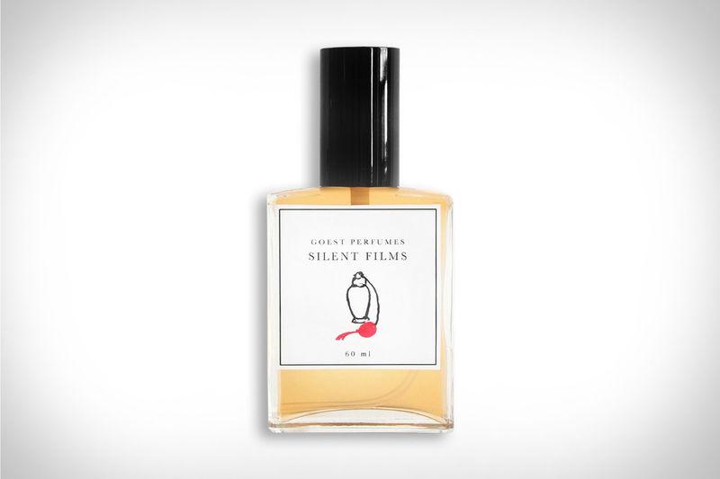 Nostalgic Cinema-Inspired Fragrances