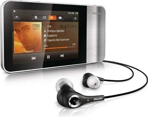Volume Safeguarding MP3 Players