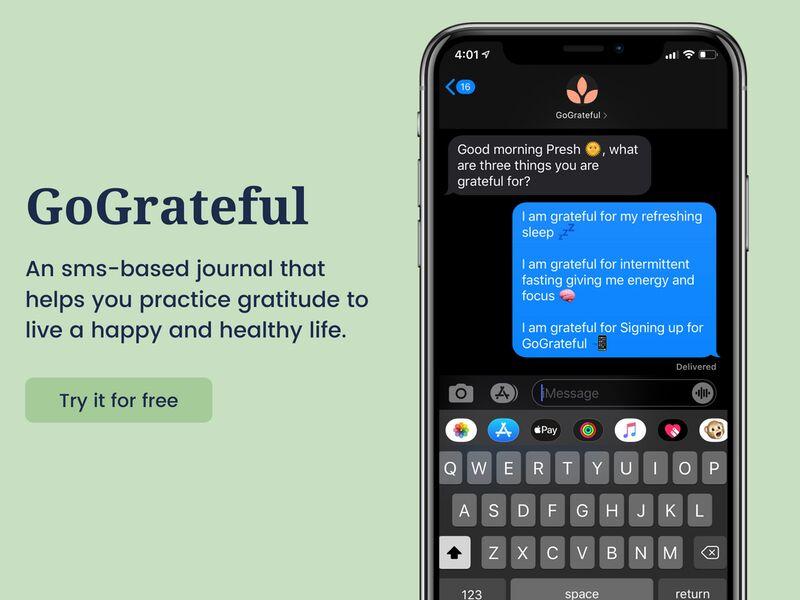 SMS-Based Digital Journals