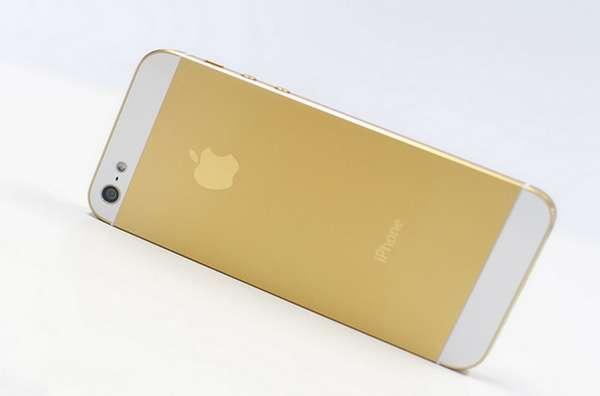 Golden-Bodied Phones
