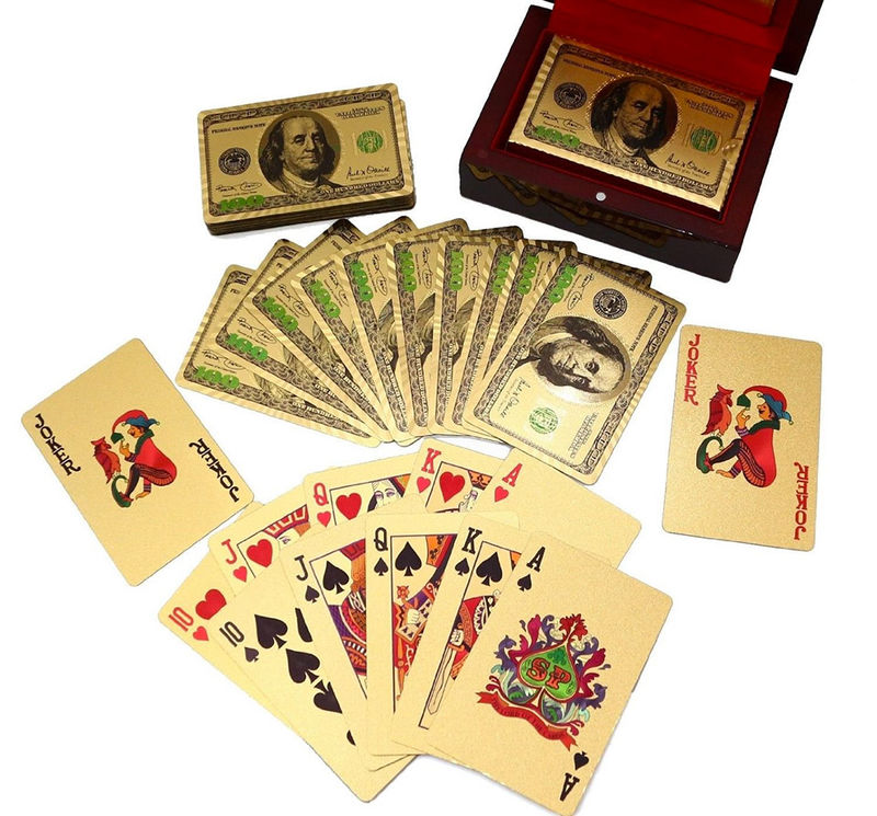 Monetary Card Decks