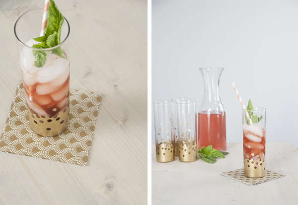 DIY  Party Cups