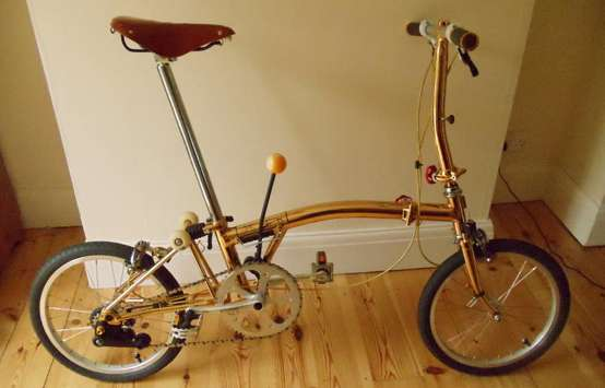 24-Carat Convertible Cycles