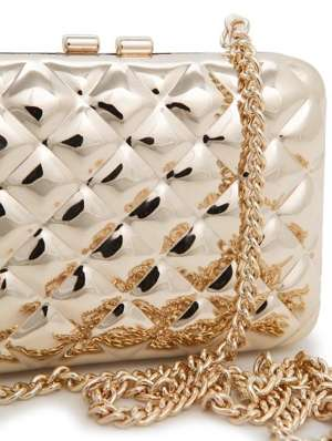 Glamorously Gilded Clutches