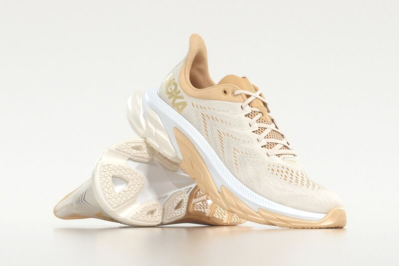 Limited Gold Sneakers