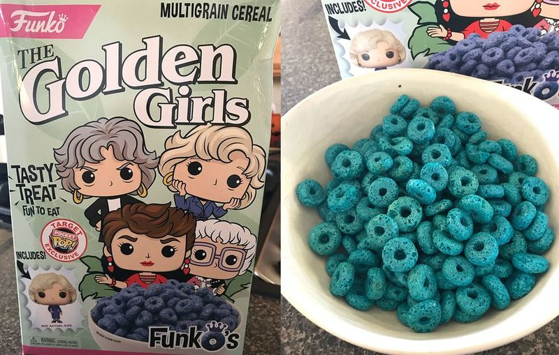 Senior Sitcom Breakfast Cereals