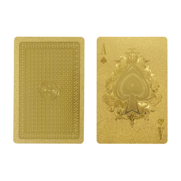 Gilded Poker Accessories