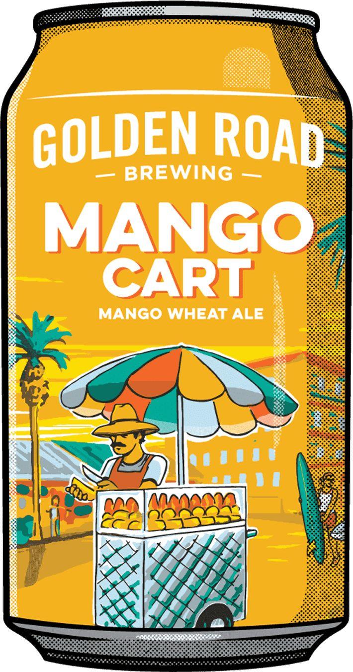 Low-ABV Mango Ales