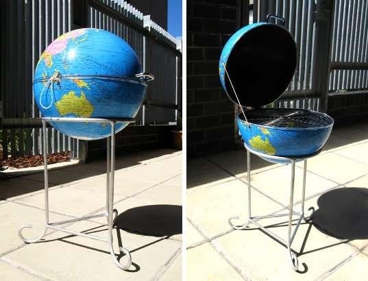 Worldy Globe Grills