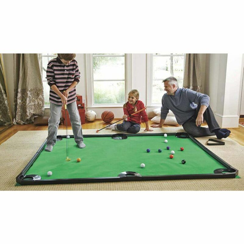 Indoor Golf Pool Mats