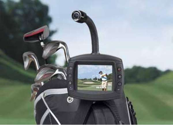 Caddy Bag Cameras