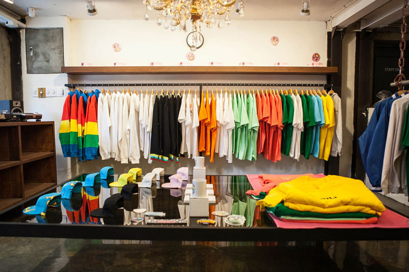 8dc50ae2782d3e Rapper-Designed Streetwear Pop-Ups   Golf Wang Seoul