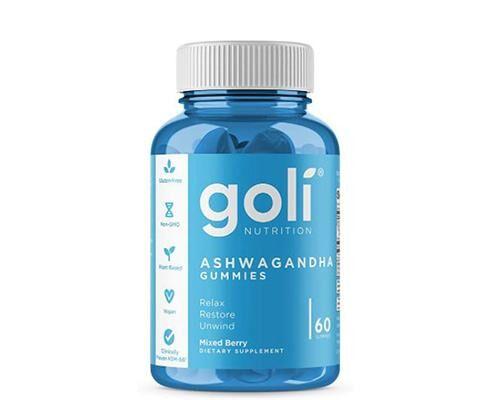 Gummy Ashwagandha Supplements