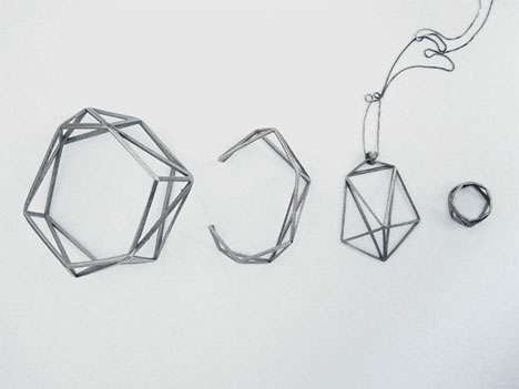 Printed 3D Jewelry
