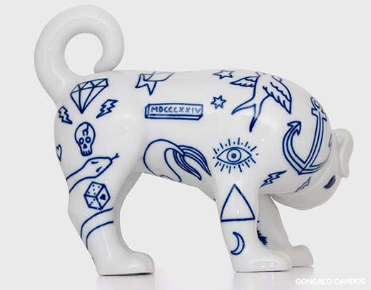 Inked Canine Ceramics