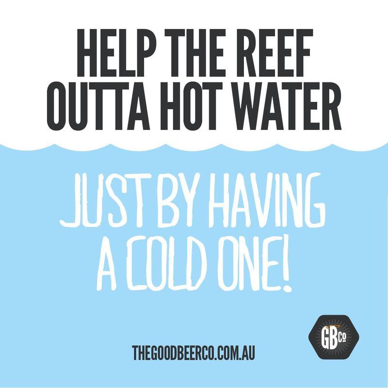 Reef-Protecting Brews