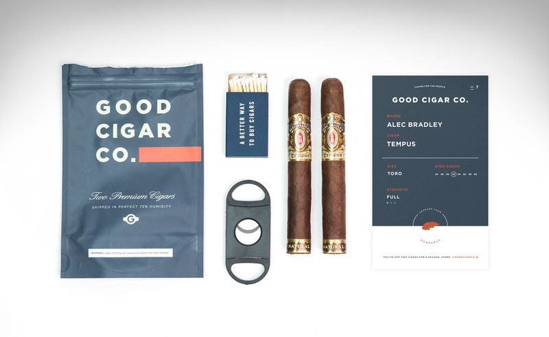 Cigar Subscription Services