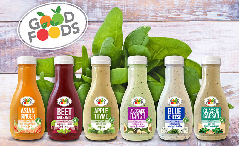 Premium Fresh Ingredient Dressings