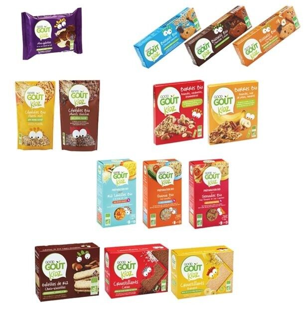 Asian Organic Snack Expansions