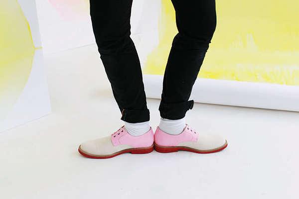 Vegan Footwear Lookbooks