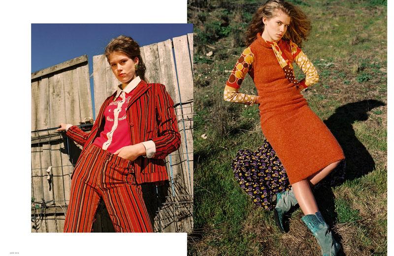 Remixed 70s Fashion