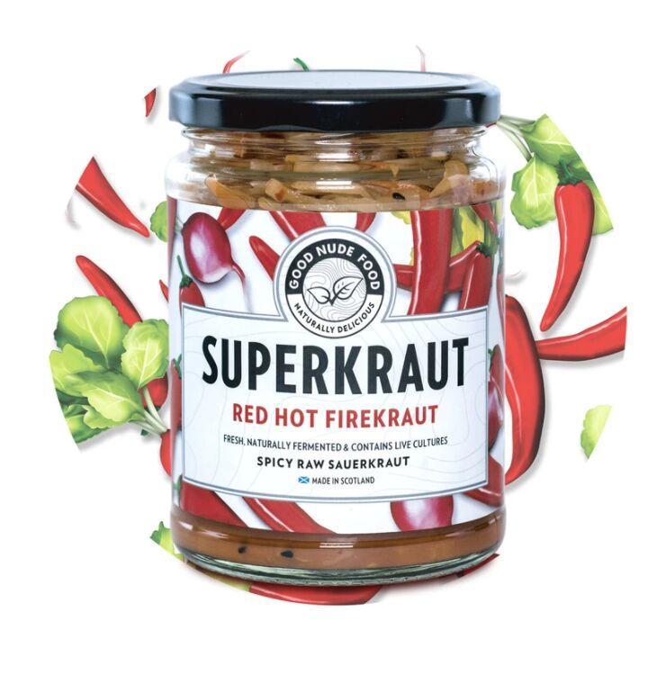 Supercharged Sauerkrauts