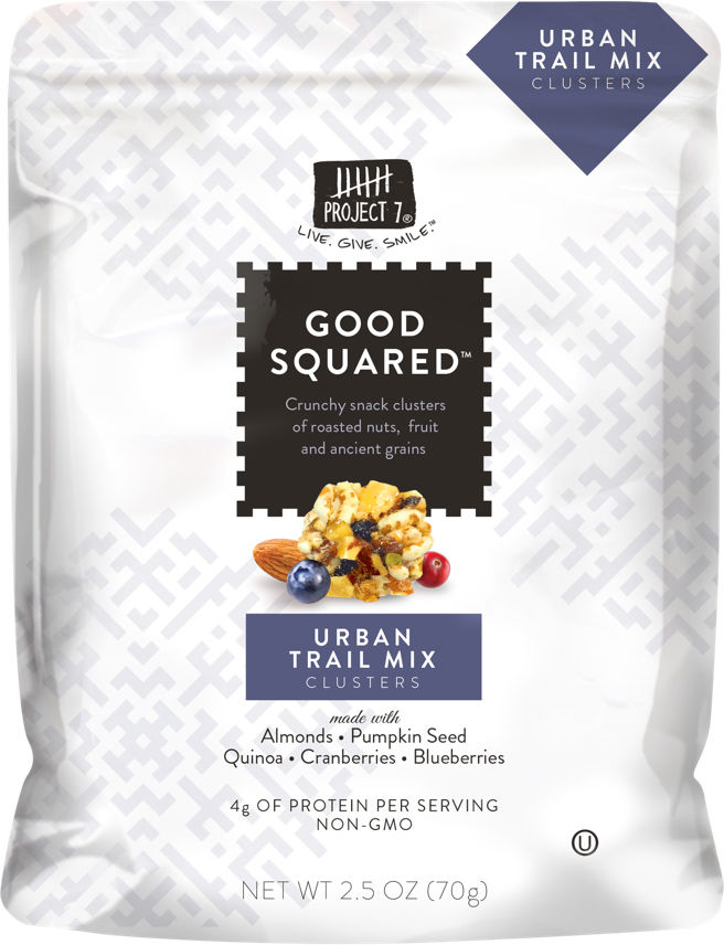 Social Good Snack Clusters