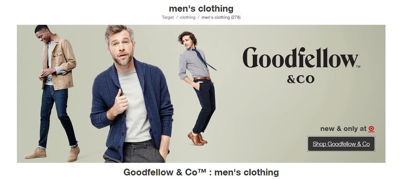 Novel Menswear Brands