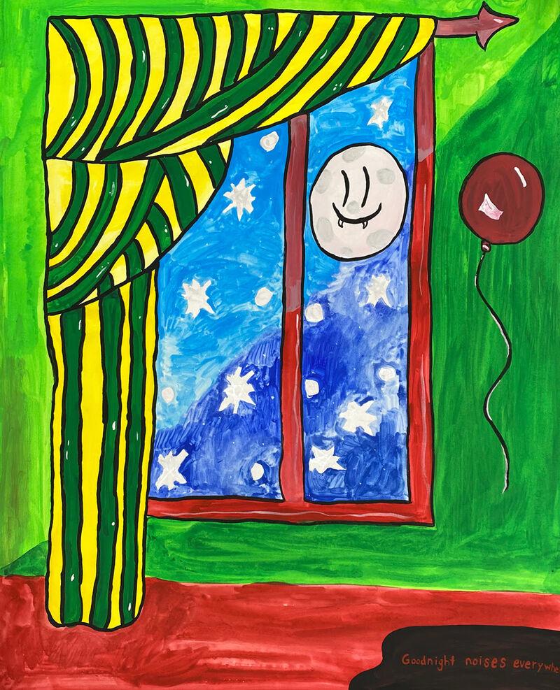 Kid's Book-Inspired Art Exhibitions
