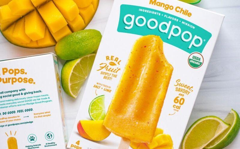 Spicy Frozen Treat Flavors
