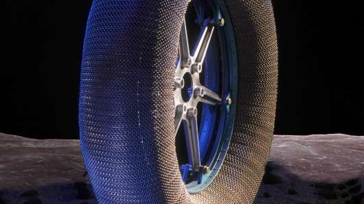 Puncture-Proof Wheels