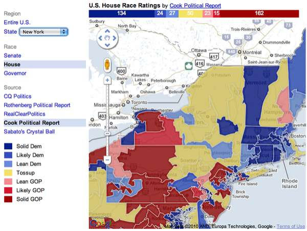 Interactive Voter Maps Google Us Election Ratings - Google us election map