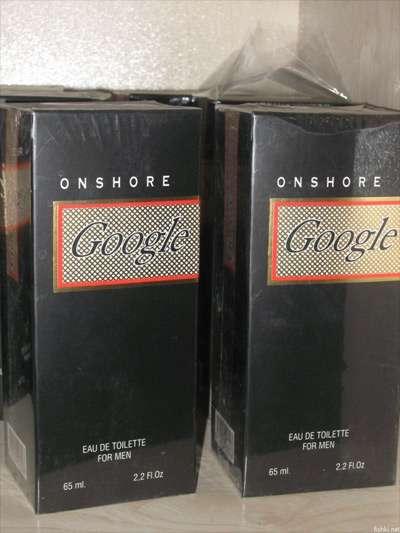 google perfume