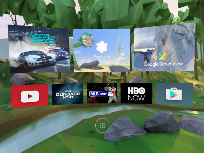 VR Smartphone Platforms